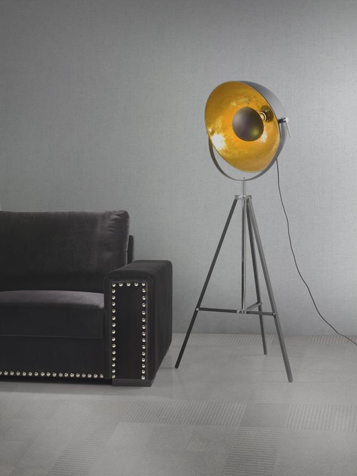 LAMPARA-FL-12032BK-NEGRA