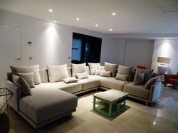 Sofa hecho a medida