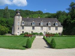 Chateau + Jardin