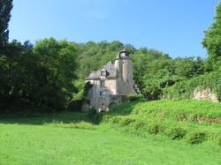 Chateau exterieur, TOUR