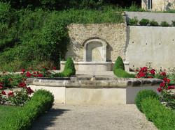 Fontaine, Jardin