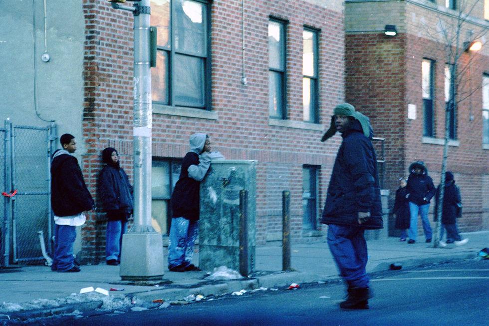 Jersey City NJ 2006 © photography martina solej