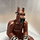 Thumbnail: Coyote Vase (Sold)