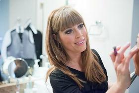 Alisa Owen hairstylist makeupartist organic salon