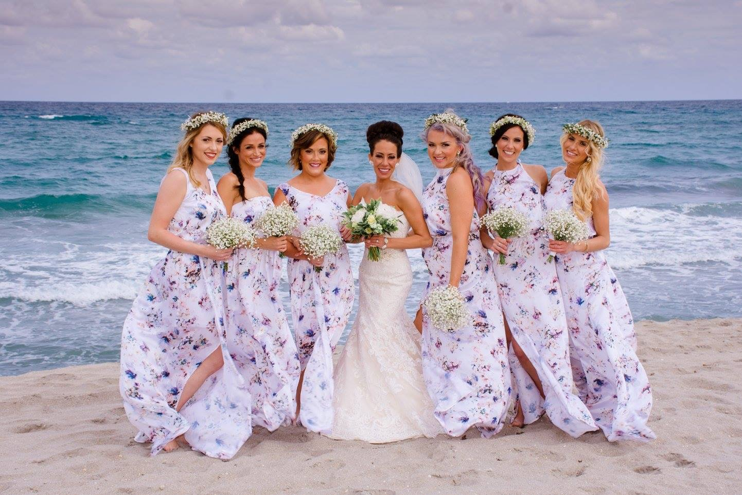 Bridal Beach time on Palm Beach