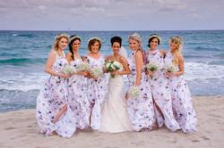 Bridal Beach time on Palm Beach