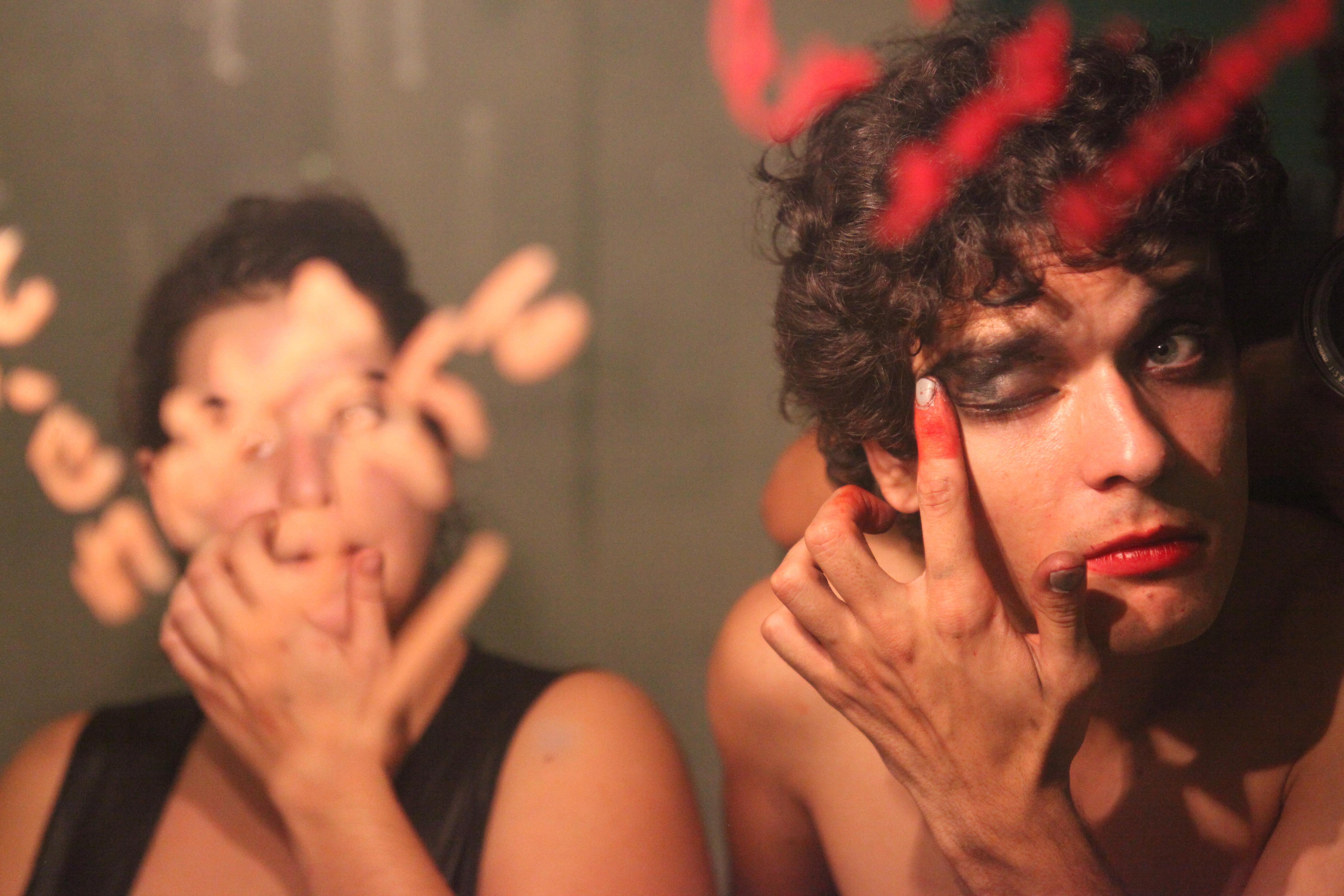Fernanda e Kael por Bernardo Rebello