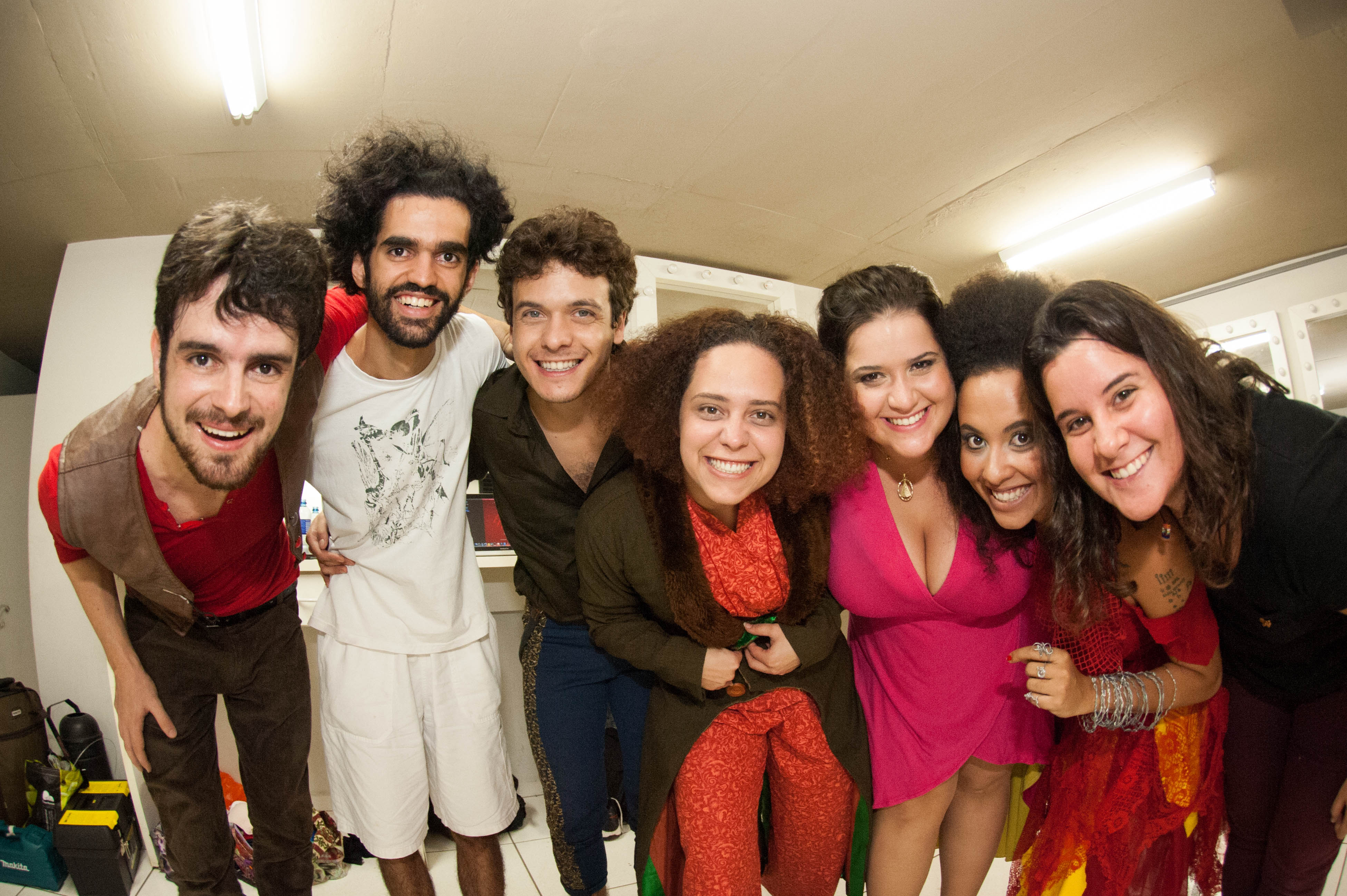 Equipe Cartomante por Felipe Ando