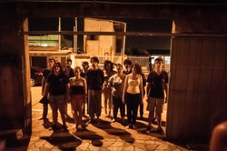 Equipe Aquário por Diego Bresani