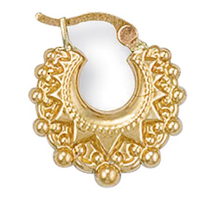Gold Fancy Creoles