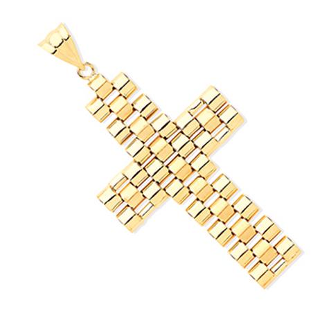 Lex Gold Cross