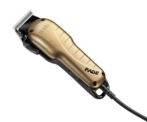 US Fade Adjustable Clipper Gold