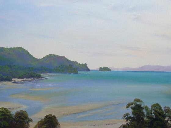 Struan Macdonald - Abel Tasman