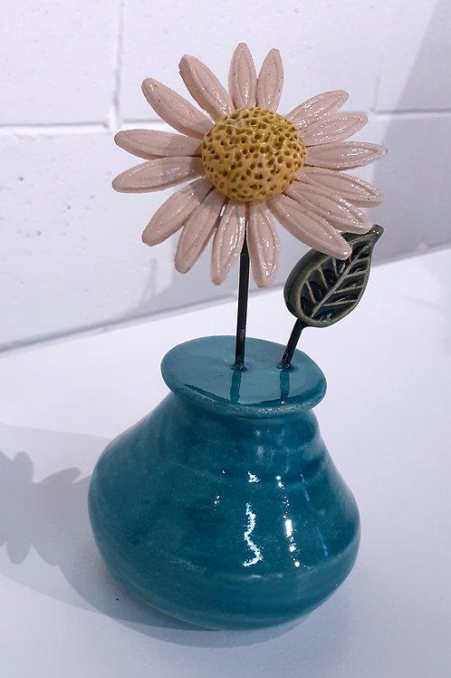 Eternal Bloom - Ceramic Artwork