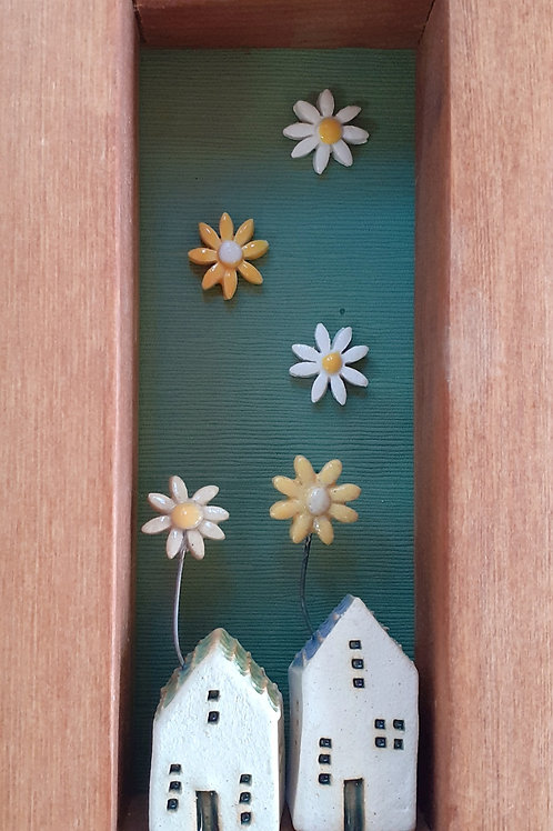 Garden City - Original Ceramic Artwork