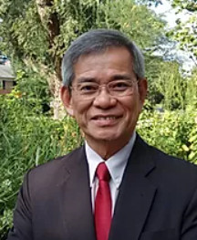 李健安牧师博士