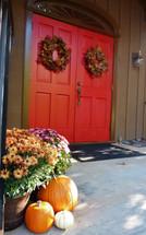 Red door Harvest