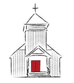 St.Paul's Church sketch photo