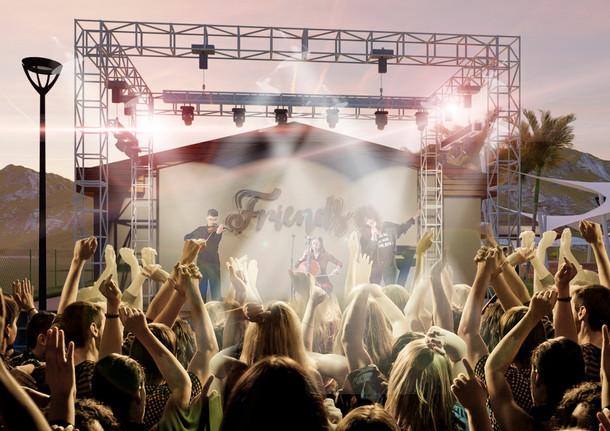 Konser Alanı
