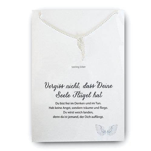 """Halskette """"Seelenflug"""""""