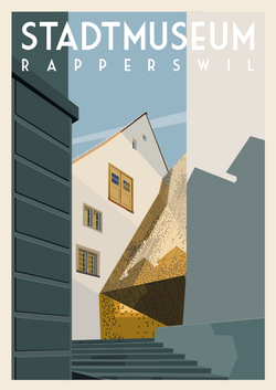 Illustration Stadtmuseum Rapperswil