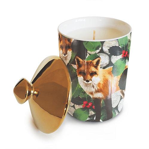 Duftkerze Herr Fox