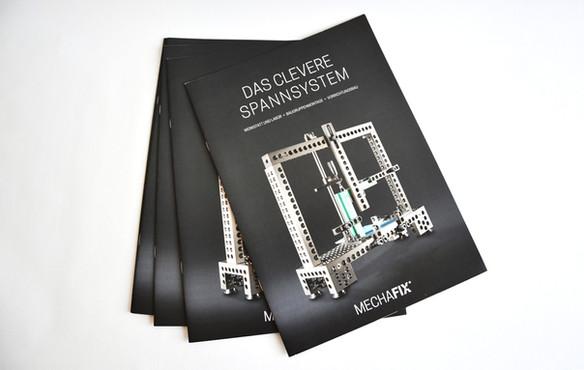 Broschüren-Design