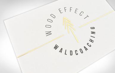 Wood Effect Logo-Design