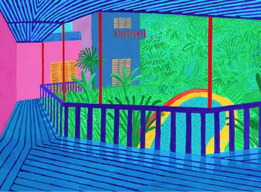 Hockney in China
