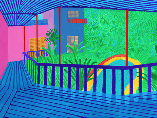 Hockney in China
