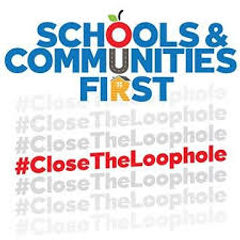 Schools and Communities first.jfif