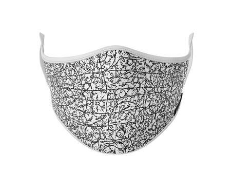 Porquê que as máscaras de pano são necessárias em público para ajudar a conter a COVID-19?!