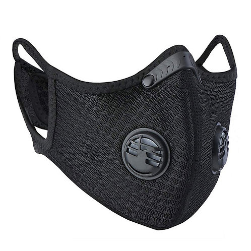 KN95 |FPP2 Face Mask with Activated Carbon Filter