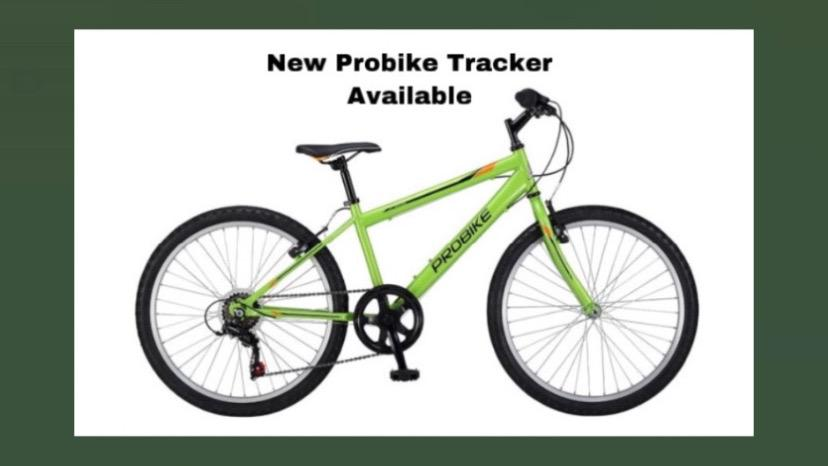 probike tracker in strore now
