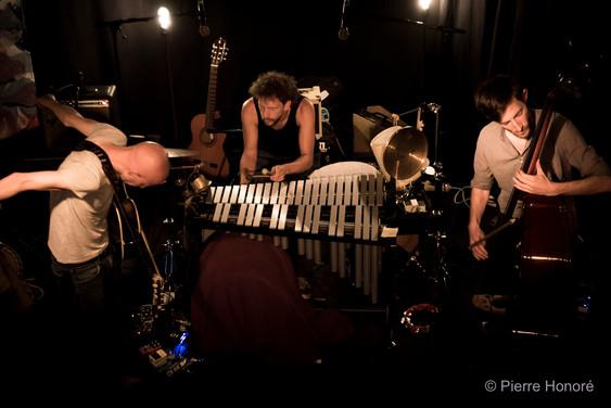 Le Skeleton Band - Copyright Pierre Honoré