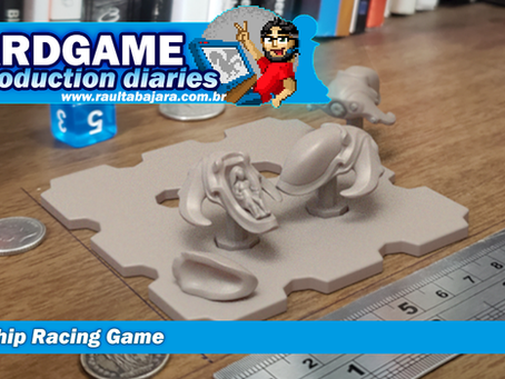 Boardgame: Production Diaries #01