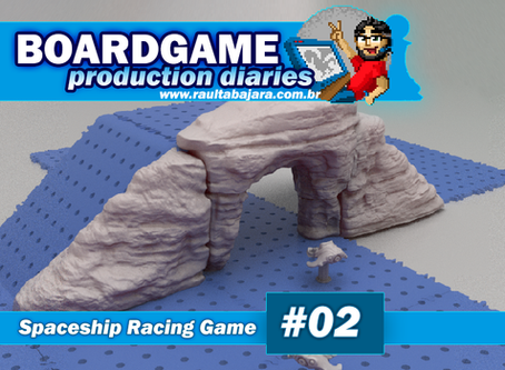 Boardgame Production Diaries #02