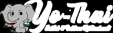 Yo Thai Original logo hvit+hvit 2018.png