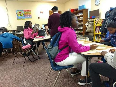 A.N.F. afterschool program