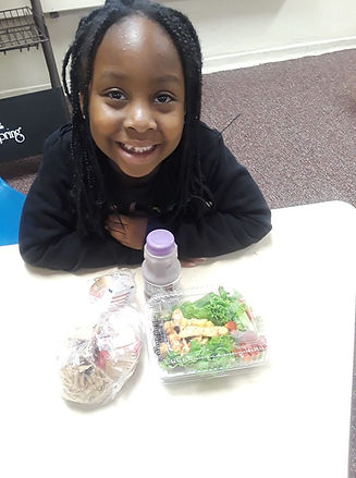 A.N.F. student from afterschool program