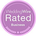 WeddingWire rated.png