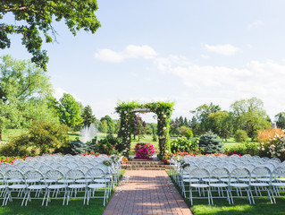 GO GREEN For Your Wedding!