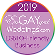 engayged weddings LGBTQ Friendly