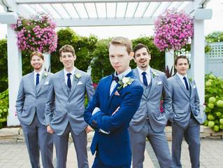 WEDDING WEDNESDAY: Ten Tips for the Groom!