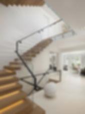 Bondi Frameless Glass | Staircase