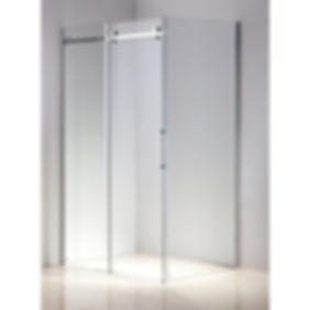 STÄL Shower Screen | Bondi Frameless Glass