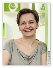 Osteopathin Dr.in med Blanca Ziebermayr.