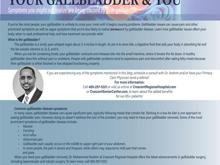 YOUR GALBLADDER & YOU