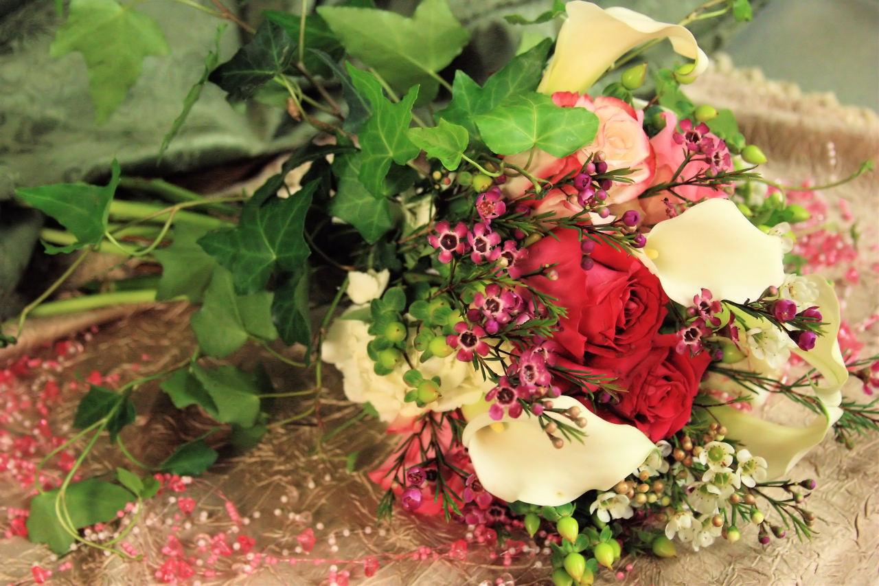 Bridesmaid Bouquet (Spring)