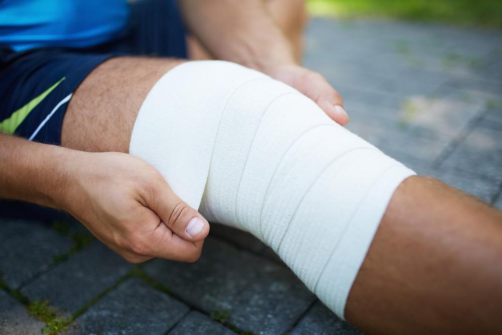 Conseils d'un physio: 18 conseils pour mieux installer un bandage élastique